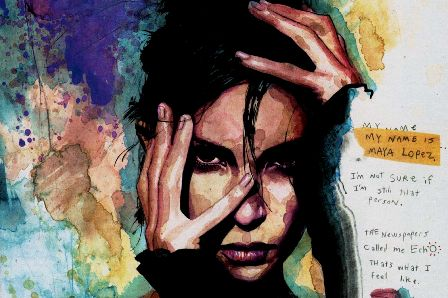 Maya Lopez, Echo (Marvel Comics). (es.qwe.wiki)