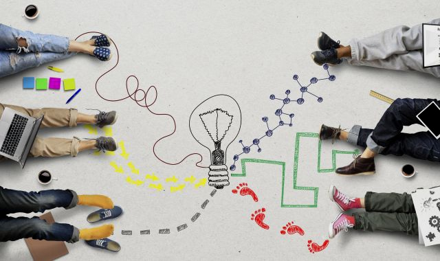 'Innovate or die!' . (Esteve Almirall / AMIC)