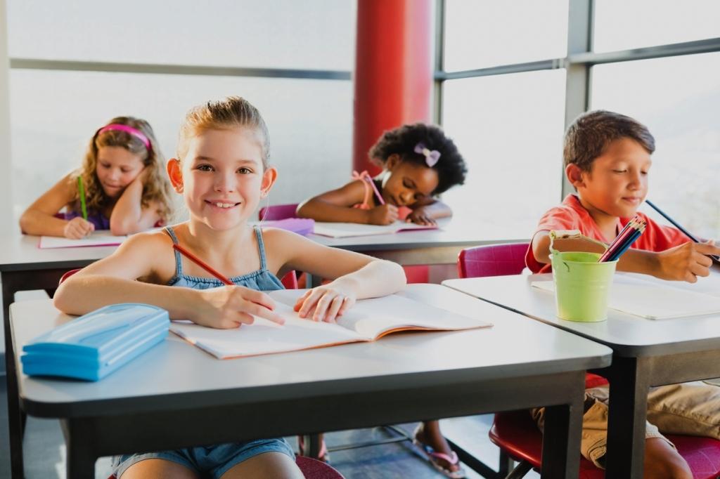 Estimulació de l'aprenentatge dels 6 als 11 anys. (Familiaysalud.es / AMIC)