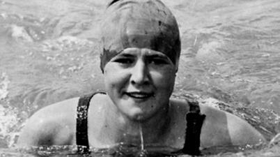 Gertrude Ederle, la reina de los mares. (muyhistoria.es)