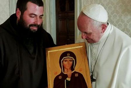 ¿Una nueva advocación? El icono de María del Silencio ya tiene santuario propio, el Papa lo impulsa. (religionenlibertad.com)