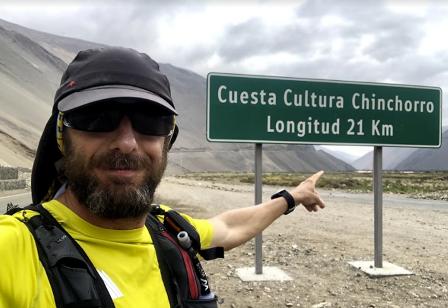 ¿Unir corriendo Ushuaia con Alaska? El atleta de los 25.000 kilómetros impulsado por una ilusión: difundir la lengua de señas. (lanacion.com.ar)
