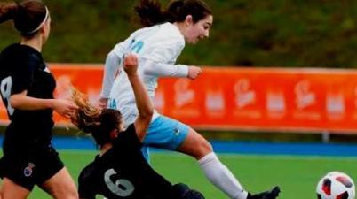 Eva Dios, una futbolista que rompe barreras. (laopinioncoruna.es)