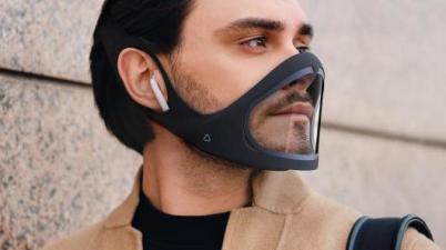La mascarilla definitiva: inclusiva, mide calidad del aire y constantes vitales, se autodesinfecta y lleva Marca España. (20minutos.es)