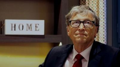 Keynesianisme barat i un nou Bill Gates. (Bernat Bella / AMIC)