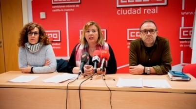 CCOO inicia una campaña de recogida de firmas para denunciar la situación de cerca de 700 trabajadores fijos discontinuos de Educación. (miciudadreal.es)