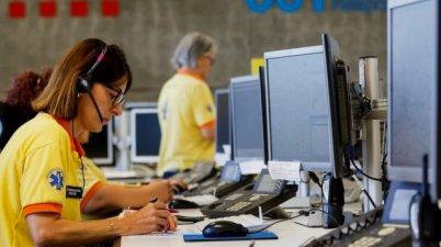 Accés al 061/Salut Respon per a persones sordes. (sem.gencat.cat)