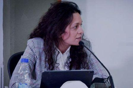 """Avila destacó la sanción de proyectos """"para ampliar y garantizar derechos"""". (eldiariodelfindelmundo.com)"""