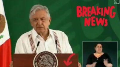 México: Sordos son los más olvidados en los discursos de AMLO por incapacidad de sus intérpretes | VIDEOS. (elcomercio.pe)