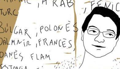 Llibreta de vacances de Carme Junyent (18): 'La tercera llengua pròpia'. (Carme Junyent / vilaweb.cat)