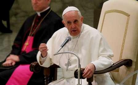 """El Papa pide """"derribar todas las barreras"""" hacia la inclusión de personas sordas. (aciprensa.com)"""