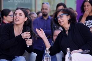 """Rosa Lluch: """"Un espai d'entesa entre la societat catalana i l'Estat"""". (Pedro Arias Redo)"""