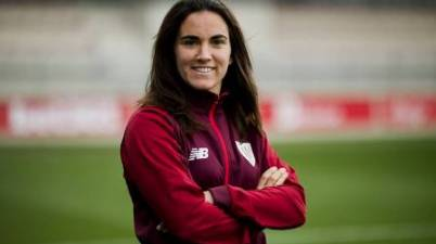 "Eunate Arraiza: ""La sordera me obliga a esforzarme el triple"". (as.com)"