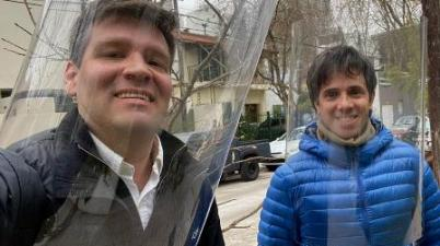 """""""Tubo respira bien""""; el nuevo invento argentino para protegerse del Coronavirus. (multimedios.com)"""