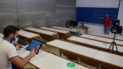 Crean un dispositivo de ayuda en clase para alumnos sordos e invidentes. (que.es)