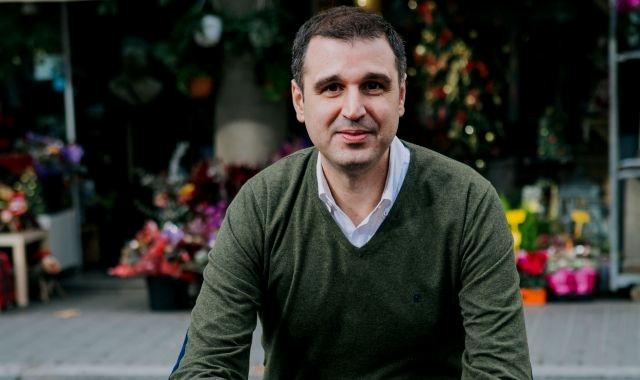 """Roger Pallarols: """"La meitat de bars i restaurants de Barcelona poden desaparèixer"""". (AMIC)"""