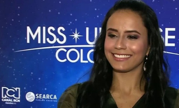 La sonrisa que rompió los paradigmas de la belleza en Miss Universe Colombia. (canalrcn.com)