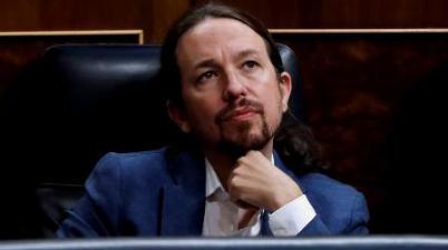 Pablo Iglesias trabaja con Sanidad para homologar mascarillas transparentes para personas sordas. (heraldo.es)