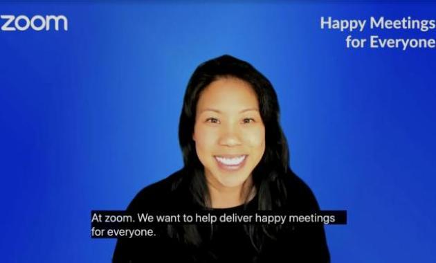 Zoom, la herramienta para hacer videoconferencias, mejora su accesibilidad. (gndiario.com)
