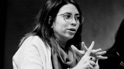 """Camila Ramírez: """"La política no es fácil siendo mujer y sorda"""". (elpais.com.uy)"""