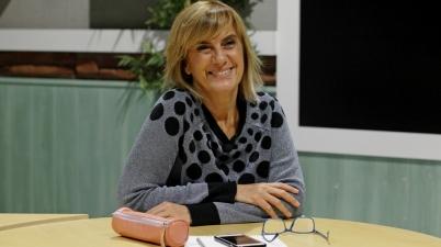 """Gemma Nierga: """"Fujo molt del sectarisme; fujo molt del 'aquesta tele és de les meves i aquesta és del bàndol contrari"""". (Clack – AMIC)"""