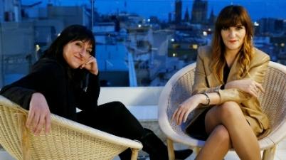 """Bea Romero, signante de Rozalén: """"Ver es la forma de escuchar de un sordo"""". (elperiodico.com)"""