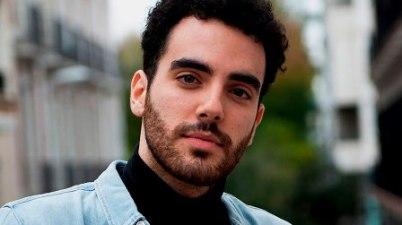"""Marcos Pereira: """"Retrasé mi salida del armario para no verme doblemente señalado como sordo y gay"""". (shangay.com)"""