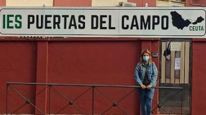 Una alumna sorda del IES Puertas del Campo denuncia sufrir discriminación por parte del MEFP. (elpueblodeceuta.es)
