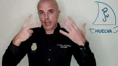 La Policía Nacional de Huelva expone las nuevas medidas contra el Covid-19 para personas sordas. (huelvainformacion.es)