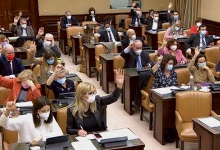 El Congreso insta al Gobierno a homologar las mascarillas para personas sordas. (consalud.es)