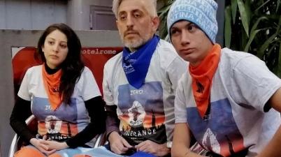 """Una víctima de abusos en el Próvolo de La Plata afirma que aún le duelen """"las torturas"""". (telam.com.ar)"""