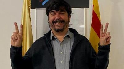 Santiago Poveda ha estat el candidat que ha guanyat les eleccions a la presidència de la Federació Esportiva de Sords de Catalunya. (lescroniques.com)