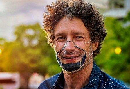 Las mascarillas high tech: se desinfectan solas y se conectan a su smartphone. (larepublica.co)