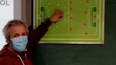 La sordera no impedirá a Manuel Horta convertirse en entrenador. (lavozdegalicia.es)
