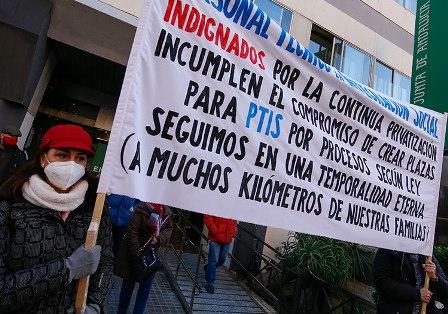 Personal de lengua de signos y apoyo escolar denuncia la privatización de estos servicios educativos. (cordopolis.es)